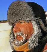 Der Eisbrecher wird 65