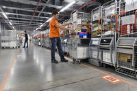 Zalando Lahr hat wie versprochen 1000 neue Stellen geschaffen