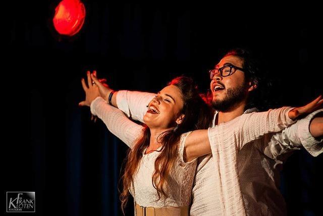 Lust auf Tanz und Gesang? Die Mondo-Musicalgroup sucht neue Mitspieler