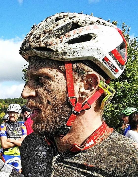 Mag schlechtes Wetter und profilierte Kurse: Mountainbiker Matthias Bettinger  | Foto: Privat