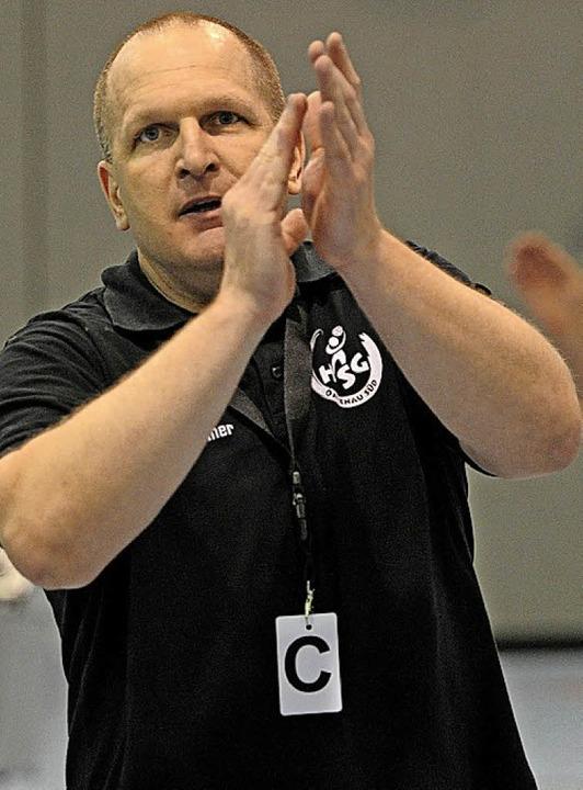 Darf Coach Mirko Reith am Samstag Beifall klatschen?   | Foto:  PBS