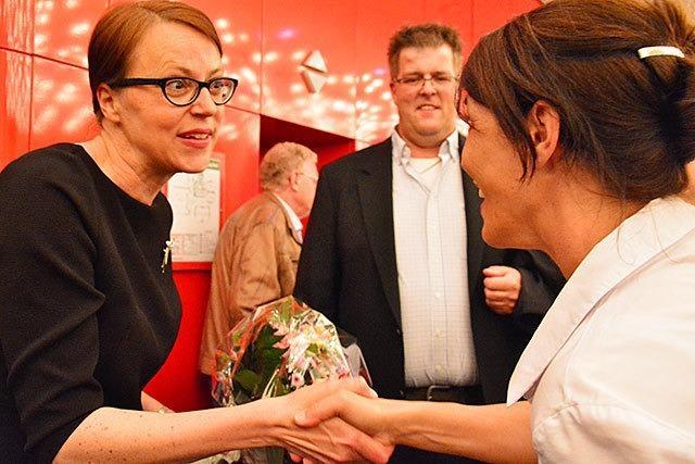 Das Los hat enschieden: Monika Neuhöfer-Avdic ist Bürgermeisterin