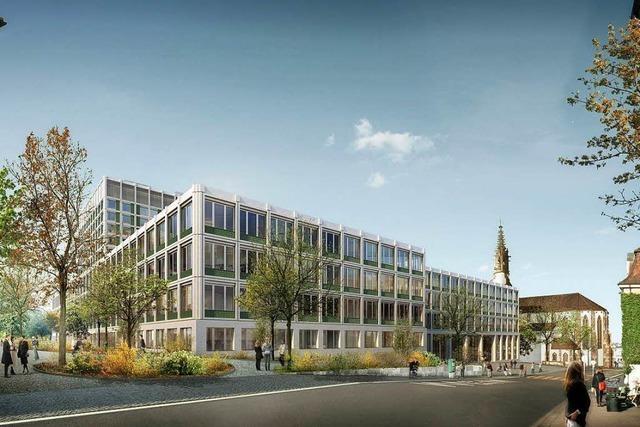 Das Universitätsspital Basel bleibt auf Wachstumskurs
