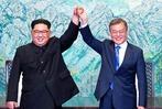 """Fotos: Nord- und Südkorea läuten """"Ära des Friedens"""" ein – ohne Atomwaffen"""