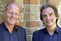 Duo Orgelsax mit Ralf Benschu (Saxophon) und Jens Goldhardt (Orgel) gibt heute, Samstag, Münsterkonzert in Bad Säckingen