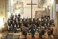 Klangraum Kirche in Lörrach mit der Kantorei Lörrach und dem Orchester Musica Poetica Freiburg mit Werken aus dem Barock