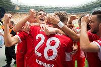Fortuna Düsseldorf macht den Bundesliga-Aufstieg perfekt