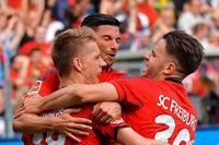 SC Freiburg gelingt Siegtreffer gegen Köln in der Nachspielzeit