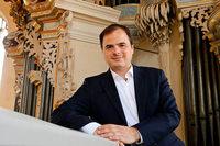 Der neue Freiburger Orgelprofessor David Franke