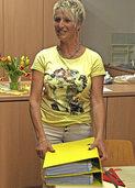 Vorfreude auf das neue Kochbuch der Landfrauen