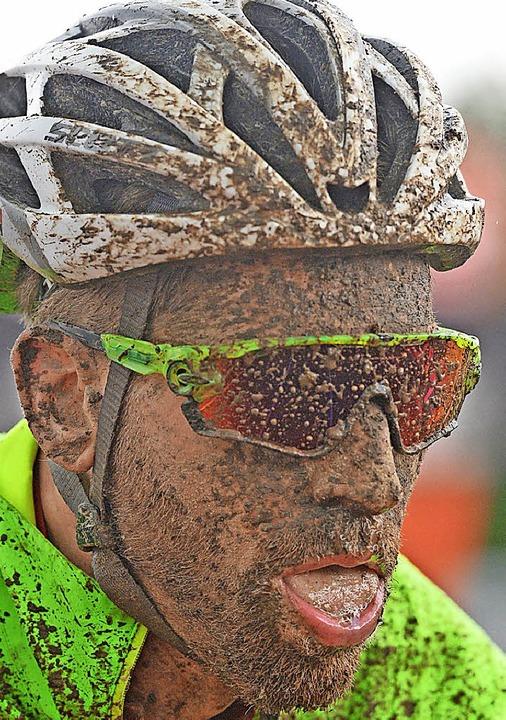 Matze mag Matsch: Mountainbike-Langstrecken-Spezialist Matthias Bettinger  | Foto: Patrick Seeger