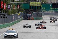Sebastian Vettel büßt die Führung in der Weltmeisterschaft ein