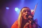 Fotos: Die Berliner Elektropunk-Band MIA. spielte im Jazzhaus