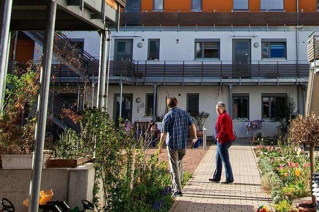 Emmendinger Wohnprojekt bringt verschiedene Generationen zusammen