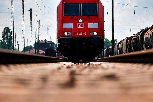Lärmschutz und Rheintalbahn – der Konsens steht auf der Kippe