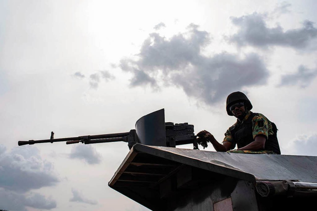 Viele Tote bei Selbstmordanschlägen in Nigeria
