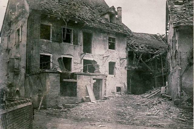 Diese Tragödie hat 1915 ganz Baden bewegt