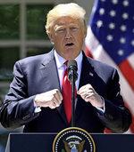 Trump wirbt um Stimmen für die Fußball-WM 2026