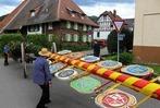 Fotos: Maibaumstellen in Bleibach