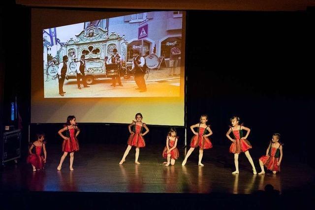 Von zart bis supercool: Kinder- und Jugendtanzfest der Tanzschule