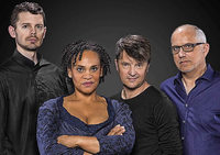 Cécil Verny Quartet gastiert am Samstag, 5. Mai, im Café Verkehrt in Murg-Oberhof