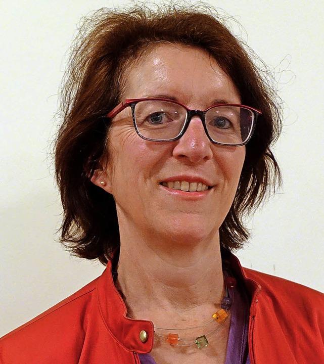 Eveline Klein ist Stadtarchivarin in Bad Säckingen.  | Foto: Roswitha Frey