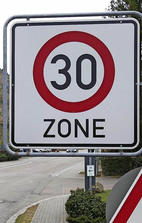 Die SPD wünscht einen längeren Tempo-30-Bereich.   | Foto: müller