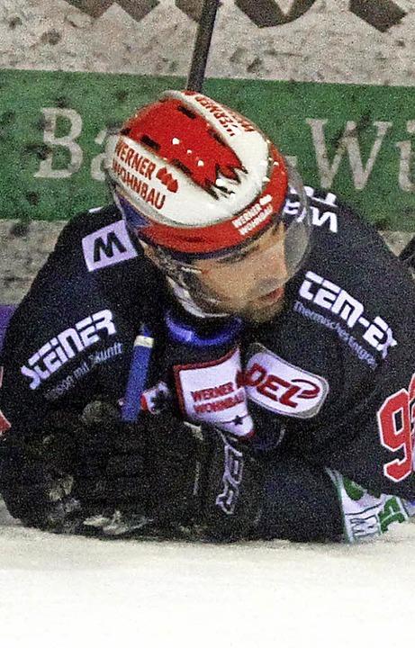 Die Familie gab den Ausschlag für Damien Fleurys Wechsel nach Grenoble.   | Foto: Dieter Reinhardt
