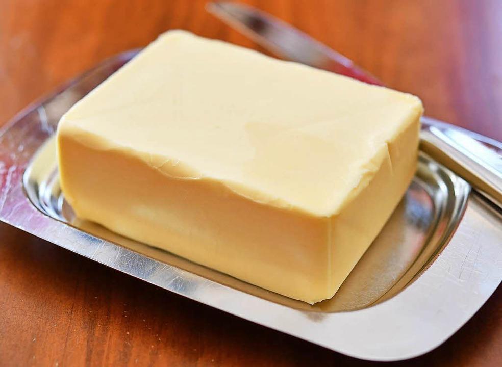 Milch wird billiger, Butter teurer - Wirtschaft - Badische Zeitung