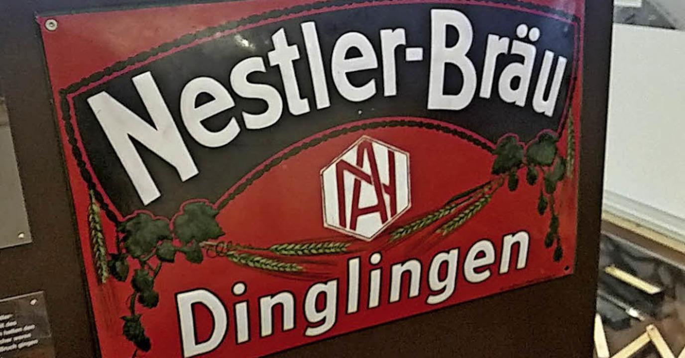 In Dinglingen gab es bis 1923 eine Brauerei.    | Foto: Heinz Siebold