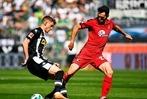 Fotos: SC Freiburg verliert im Borussia-Park