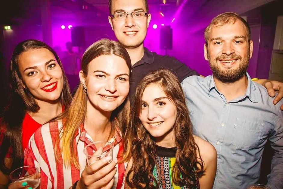 Unity-Party in der Mensa (Foto: Julia Klaus)