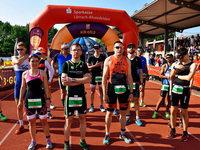 Fotos: Triathlon in Rheinfelden