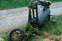 Elsässer Raketen-Radler stirbt bei Testlauf für Weltrekordversuch