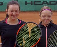 Titel für den Tennisnachwuchs