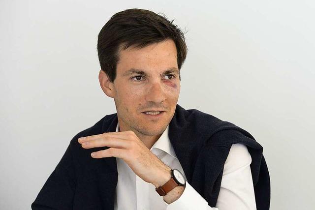 Martin Horn über Wahlkampf, Wertschätzung und Windeln
