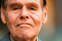 Christoph Meckel erhält in Hausen den Hebel-Preis