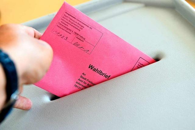 Rathaus sieht keinen Grund für Wahlanfechtung