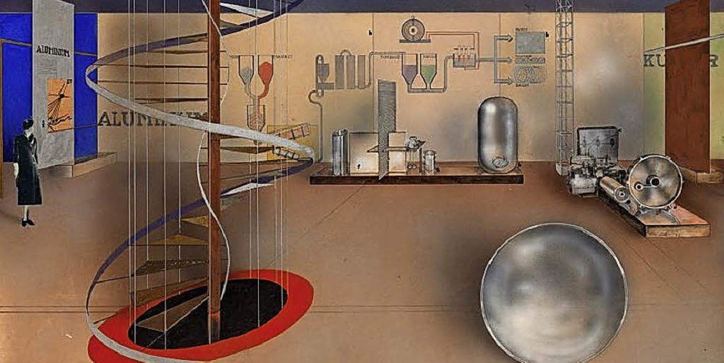 Deutsches Volk – Deutsche Arbeit, Berlin 1934  | Foto: Kunstverein