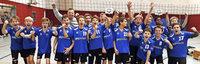 Freiburger Volleyballjugend räumt in Südbaden ab