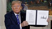 USA verlassen Atompakt mit dem Iran