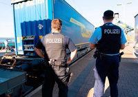 Bundespolizei entdeckt fünf Flüchtlinge im Güterzug
