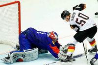 Deutsches Eishockey-Team wahrt mit erstem WM-Sieg Viertelfinal-Chance