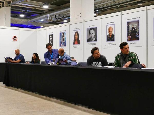 Helden aus Comic und Film treffen auf die reale Welt: die Fantasy Basel 2018