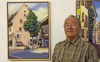 Wieslaw Chrapkewicz stellt ab Freitag, 11. Mai, Werke im Wehrer Stadtmuseum aus