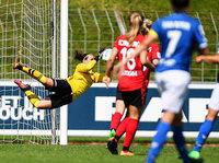 Erstliga-Frauen des SC Freiburg unterliegen Wolfsburg 0:2