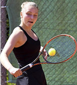 Galantes Tennis in Grenzach