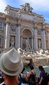 Rom im Hochsommer