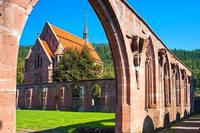 Entdecken Sie das malerische Kloster Hirsau im Nordschwarzwald!