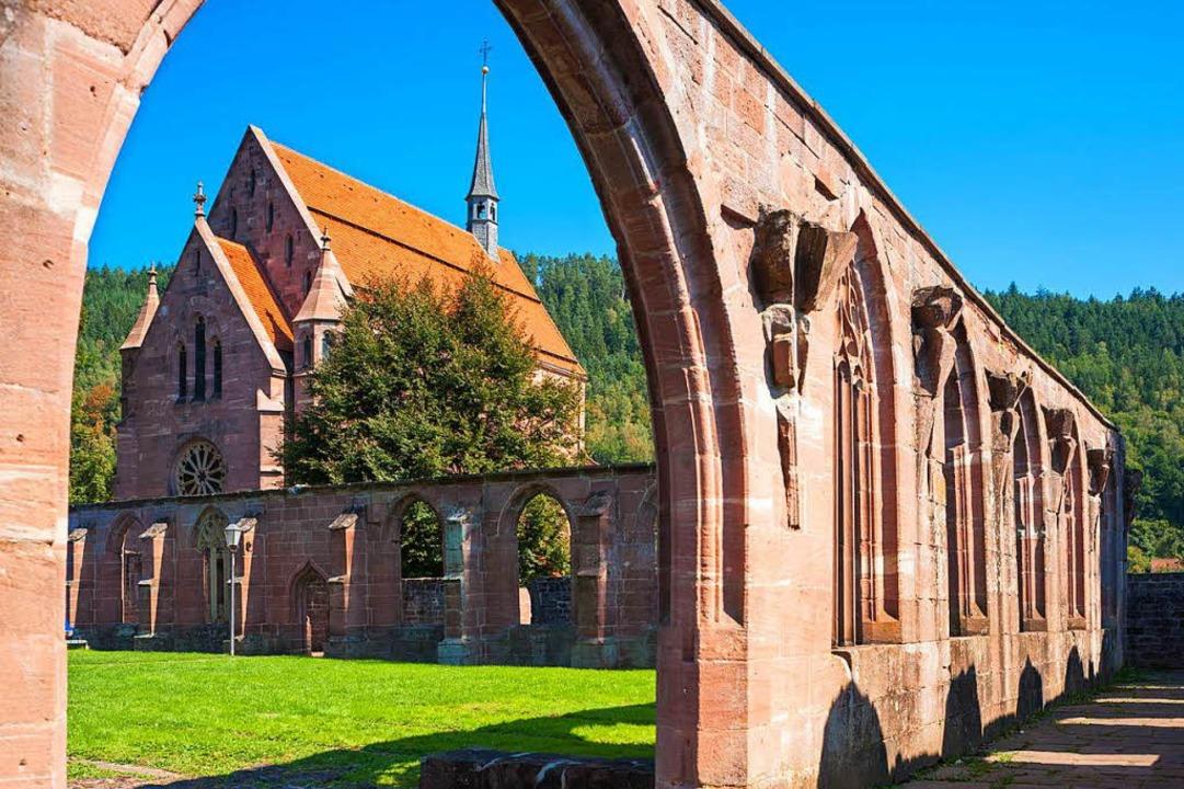 Die Klosteranlage Hirsau  | Foto: Jürgen Wackenhut